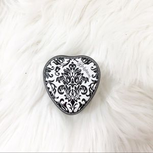 Brighton heart shaped ring tin Jewelry holder